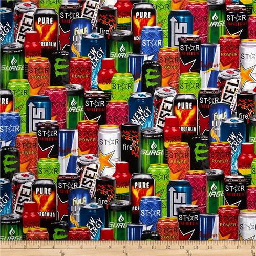 Fizz Ed Energy Drinks-