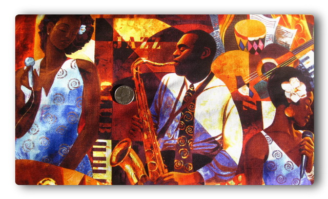 Jazzy Night in New Orleans-