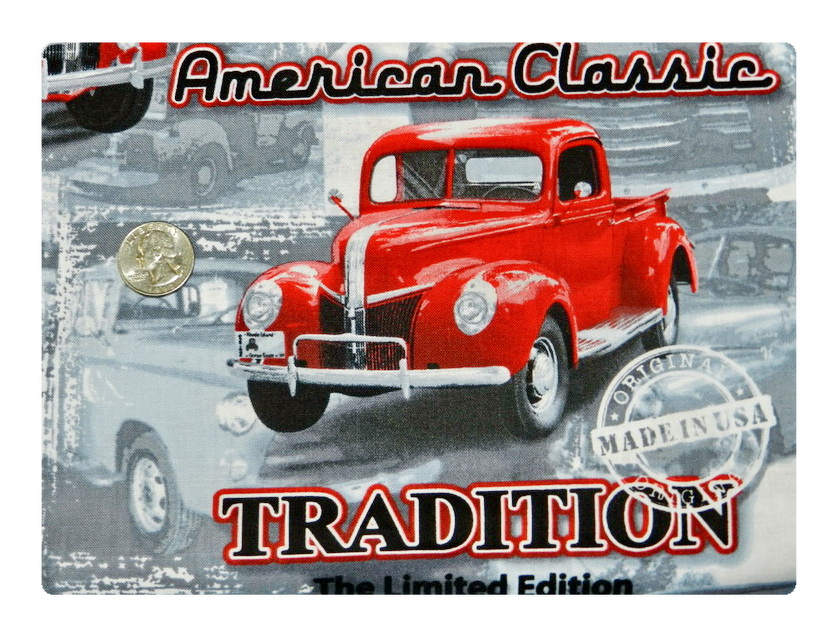 American Classic ***LARGE PRINT-