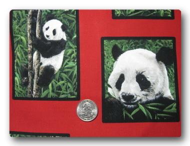 Panda - Bamboo Panda-
