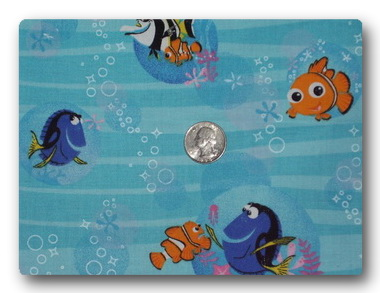 Fish - Nemo and Dory Storybook-