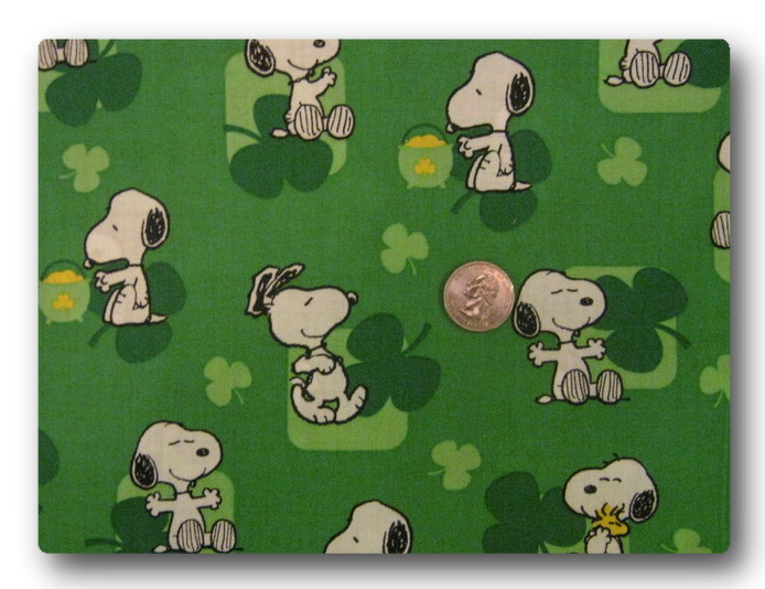 Snoopy's Pot of Gold-