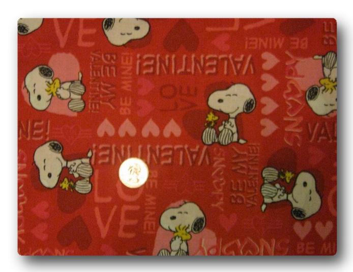 Snoopy, Be Mine-