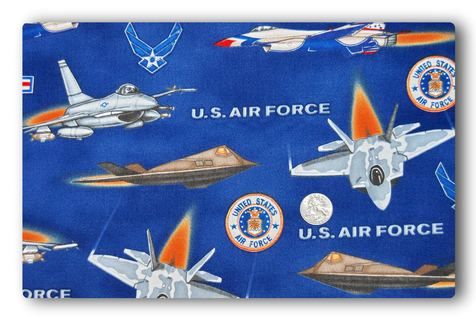 Go Air Force-