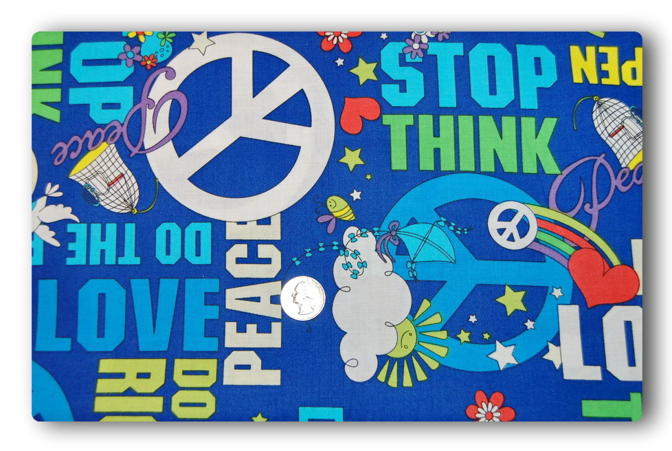 Stop Think Peace-