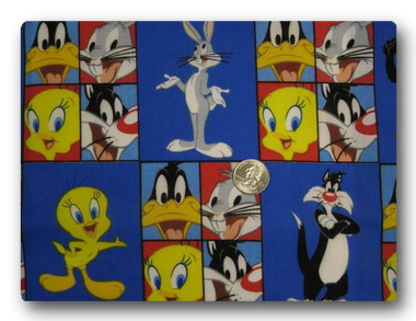 Looney Toons in Squares-