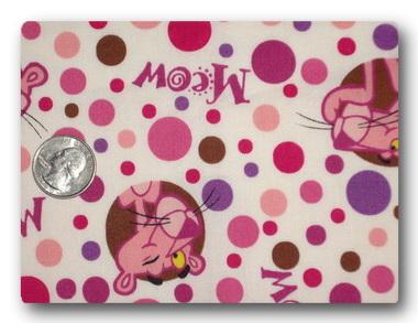 Pink Panther Meow-