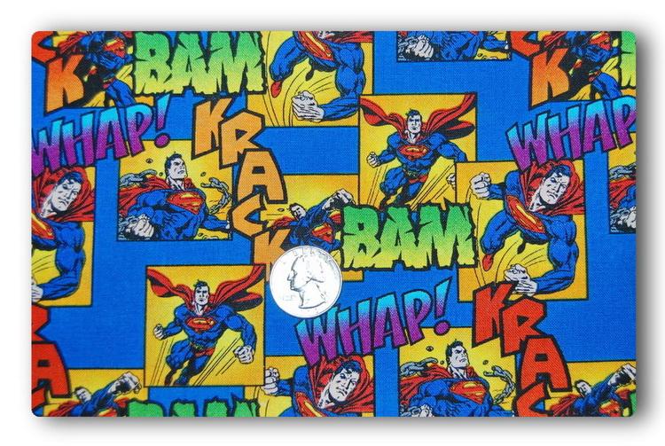 Bam Whap Krac Superman-