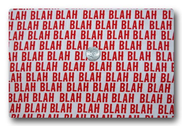 Maxine BLAH BLAH BLAH-