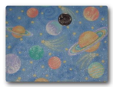 Sparkly Solar System-