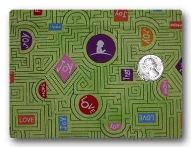 St Judes Maze-