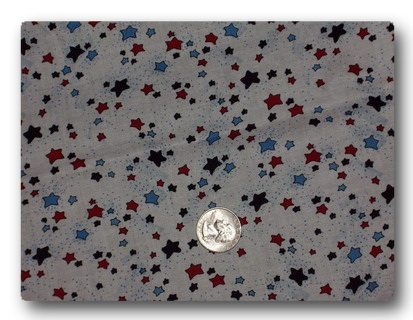 Stars - Mini Stars on White-
