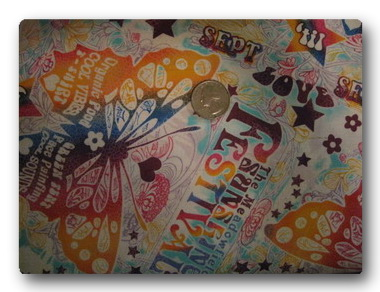 Butterfly - Peace Love and Butterflies-