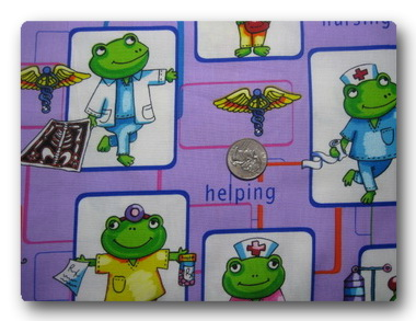 Froggy Docs and Nurses-