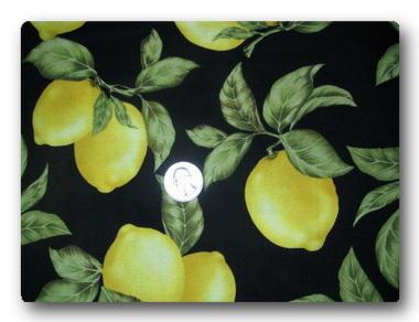 Fresh Lemons-