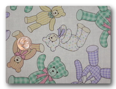 Baby Pastel Bears-