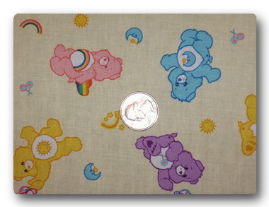 Care Bears Scattered-