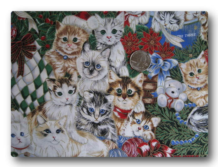 Kitty Cats for Christmas-