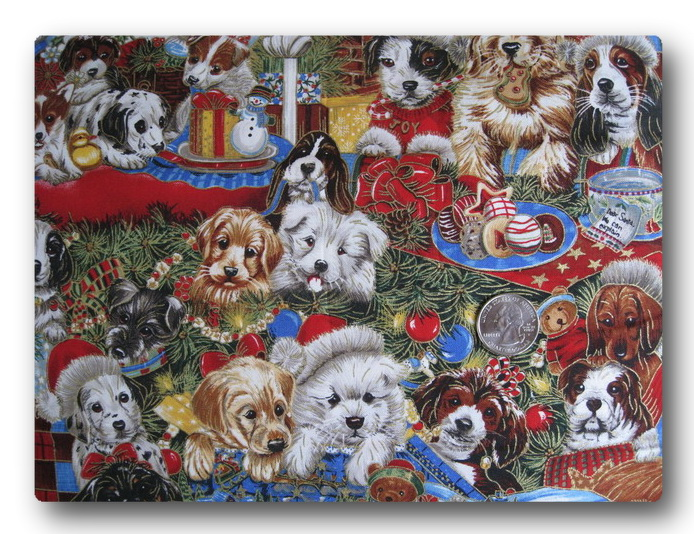 Puppies for Christmas-
