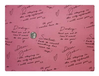 Dear John Letter-