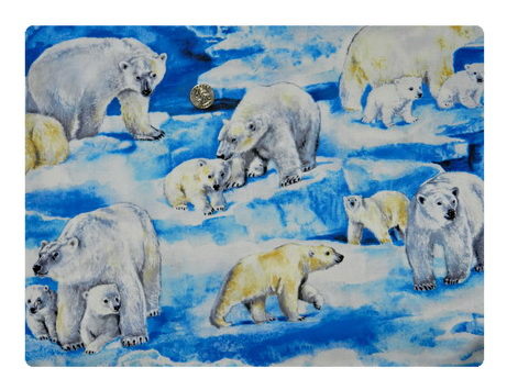Polar Bear Family-