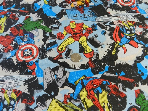 Marvel Comics 2-