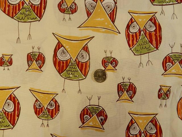 Honeycrisp - Cream Owls-