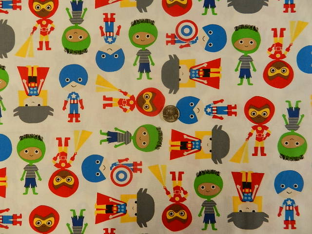 Super Kids on light Grey-