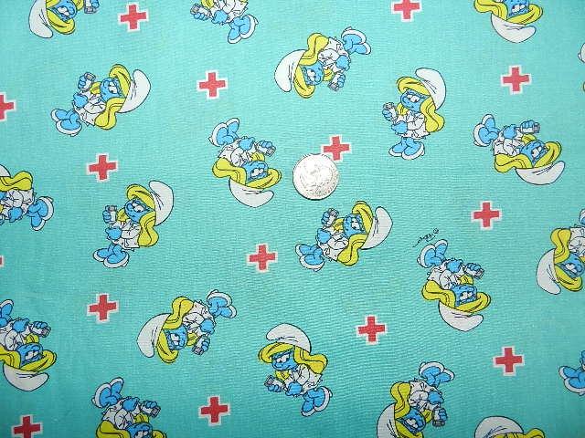 Nurse Smurfette-