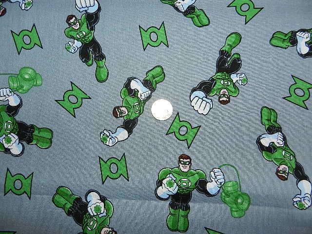 Green Lantern 1-