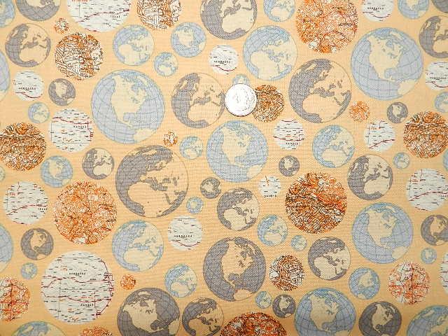 All Around the Globe-