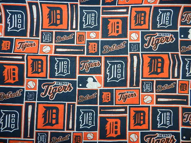 MLB Detroit Tigers-