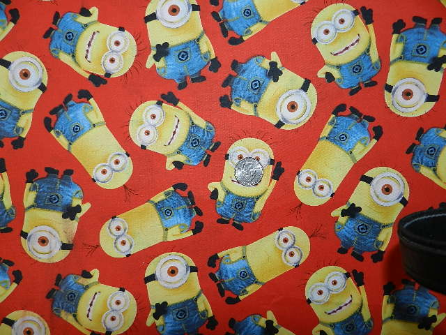 Minions on Red-