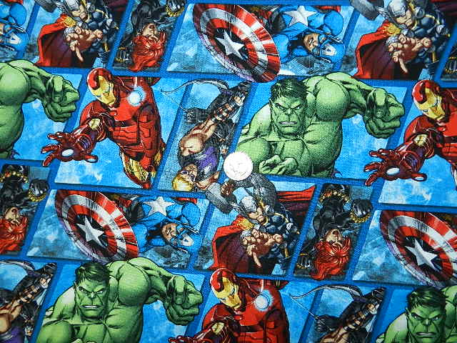 More Marvel Comics-