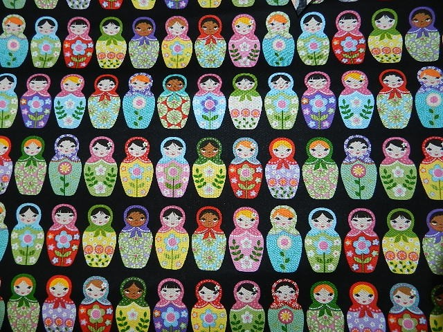 Russian Nesting Dolls-