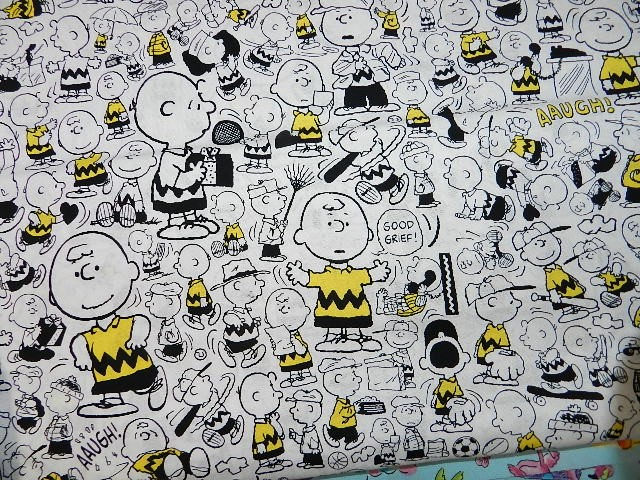 Packed Charlie Brown-