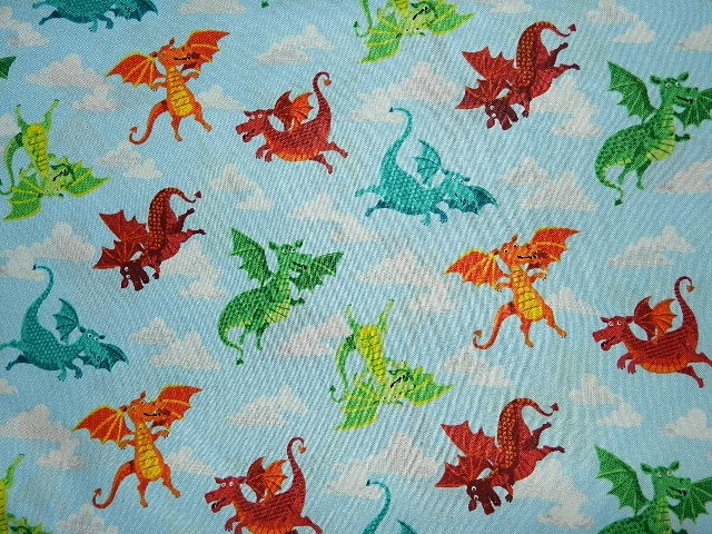 Dragons in the Sky-