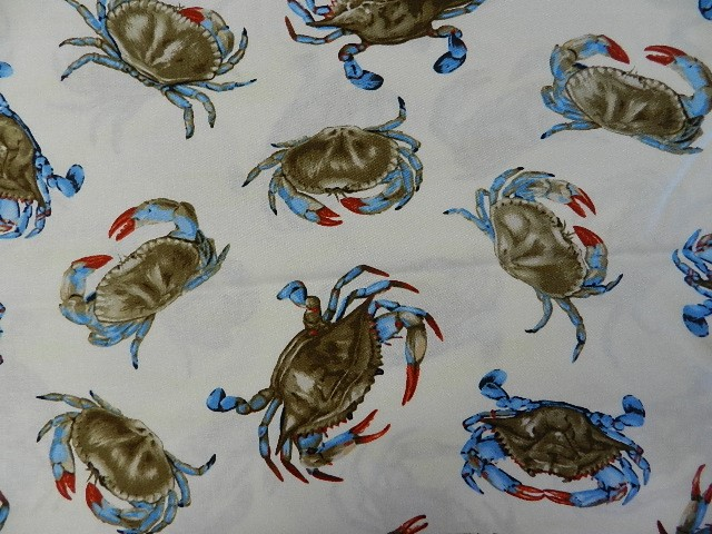 Blue Claw Crabs-