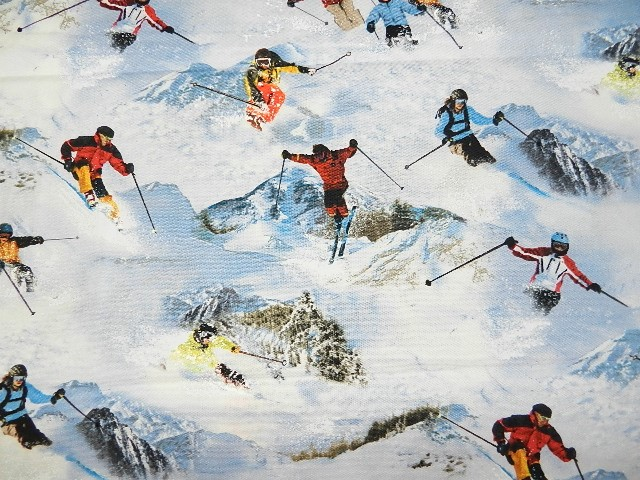Down Hill Ski-