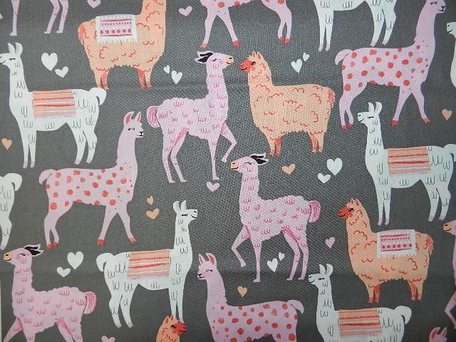Pink Llamas-