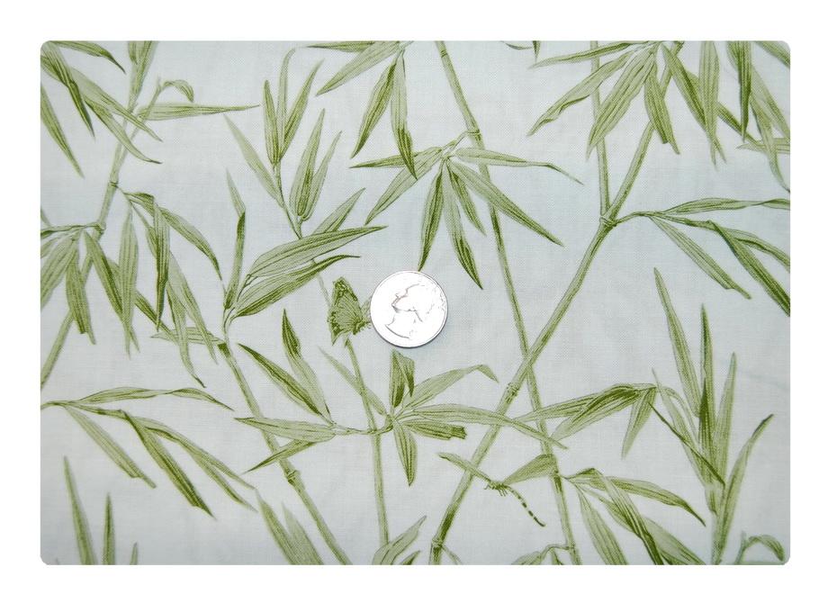 Bamboo and Butterflies-