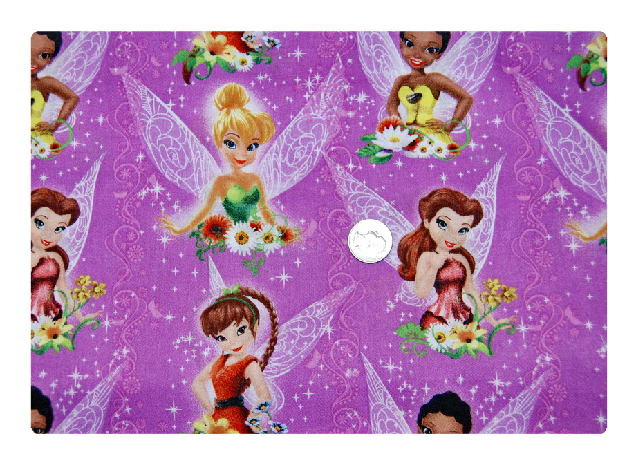 Tinkerbell and Fairy Friends-