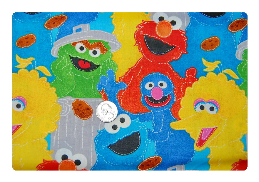 Elmo and Pals-