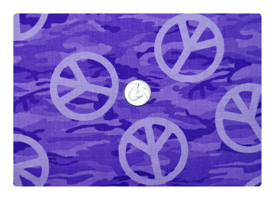 Purple Peace Camo-