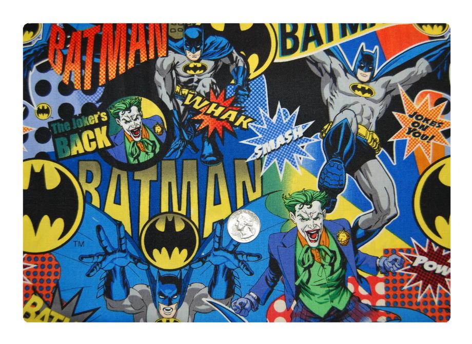 Batman and Joker-