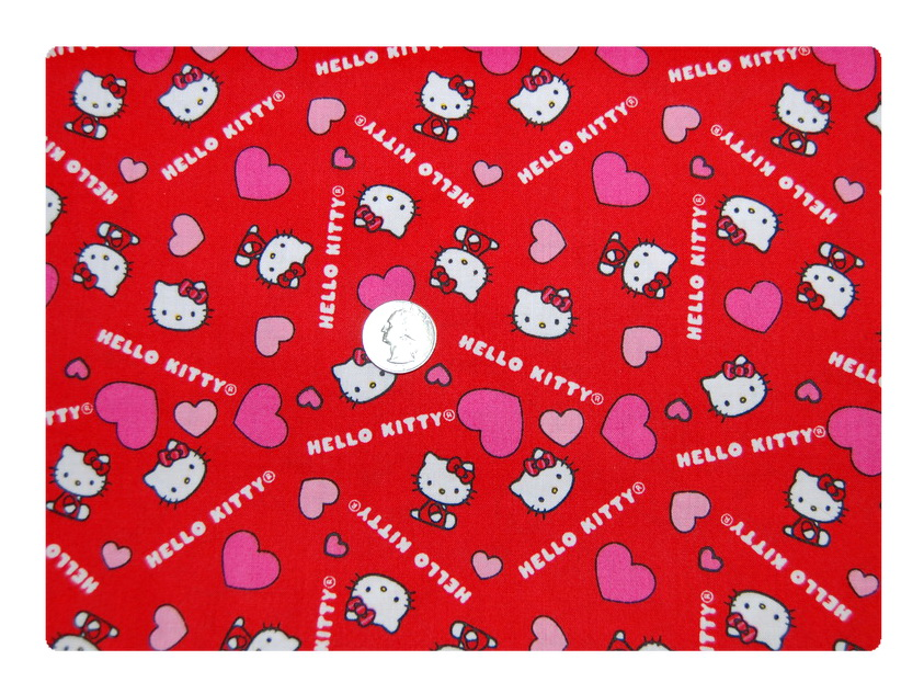 Hello Kitty Hearts-