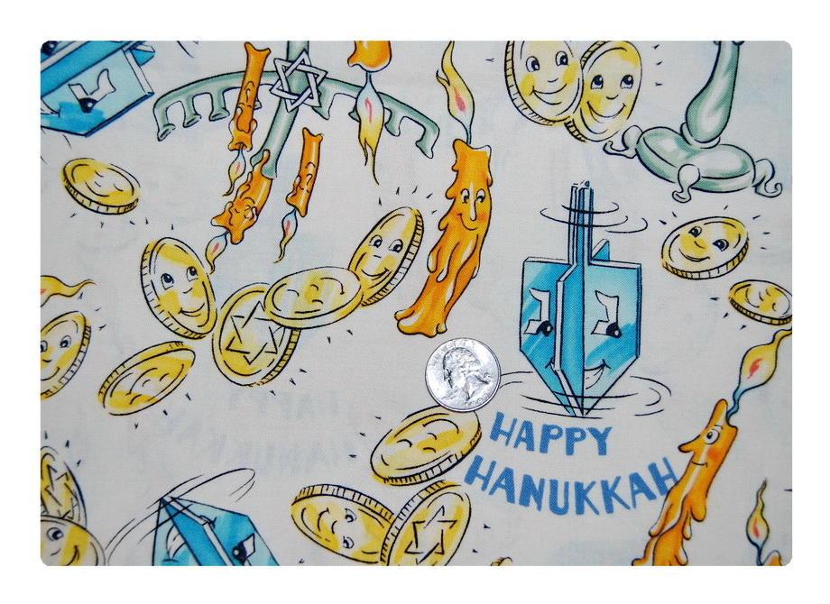 Happy Hanukkah Fun-