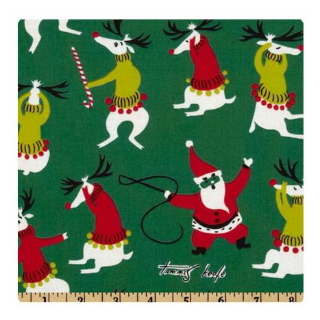 Santa's Unruly Reindeer-