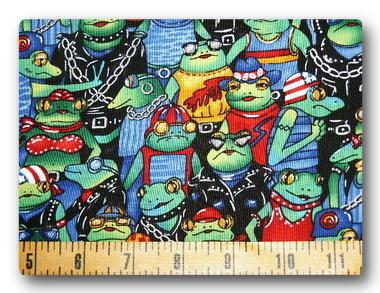 Biker Frogs-