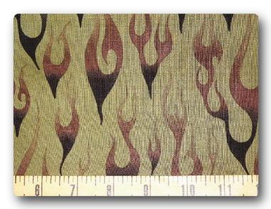 Camo Flames-